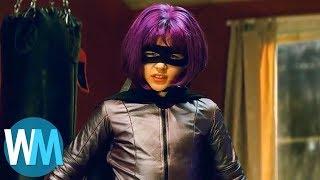 Top 10 Female Comic Book Anti-Heroes