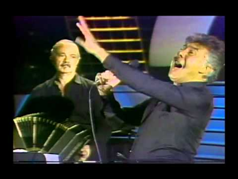 Astor Piazzolla y Raúl Lavie - Balada Para un Loco (RCTV 1984 Live / En Vivo)
