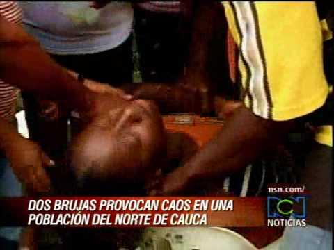 Brujas en Colombia
