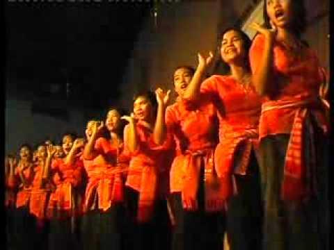 Lagu Rohani Karo - Dibata Kap Njagaisa video