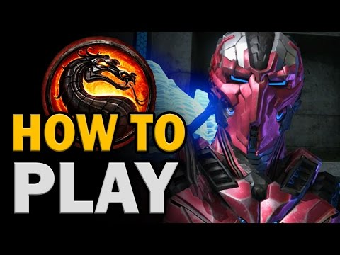 How to Play: SEKTOR - Mortal Kombat X  - All You Need to Know! [HD 60fps]
