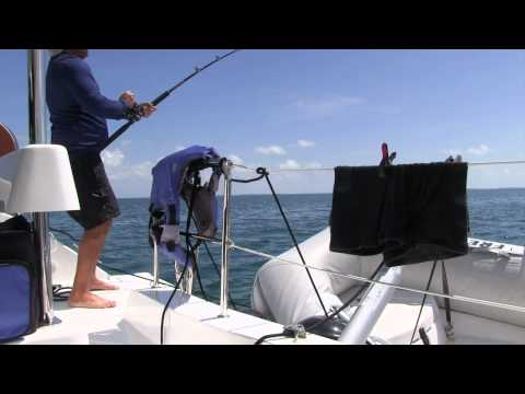 Sailing The Bahamas - Manjack Cay to West Palm Beach part 1
