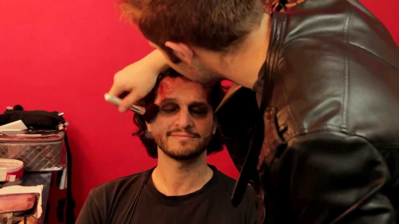 Dead Before Dawn Zemon Makeup