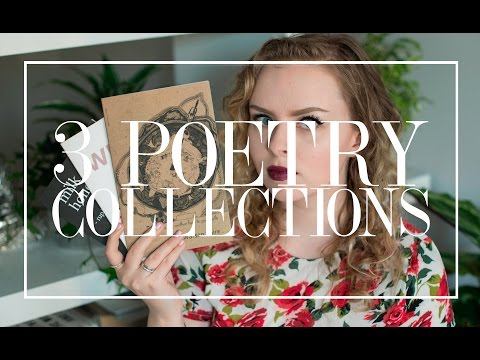 3 Contemporary Poetry Collections I Love   The Book Castle