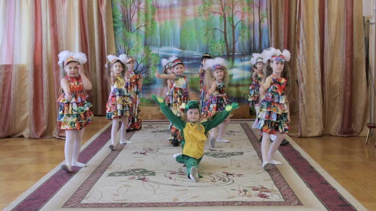 смотреть детские танцы: