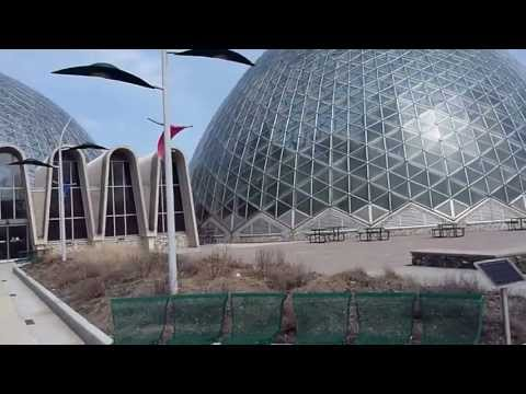 Travel - Mitchell Park Domes Milwaukee