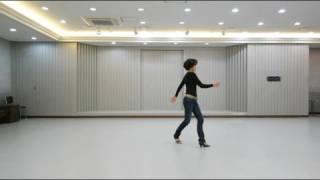 Dans Le Tango Line Dance by  Pat Stott (February 2017)