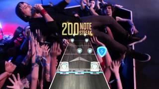 Guitar Hero Live - PS4 - Gameplay - Start Up