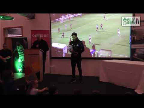 2019 Player of the Year Presentation