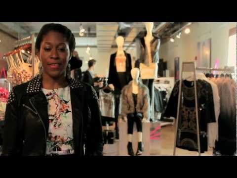 Hesperidian Fashion: Episode 9 (Topshop/Topman Pop-Up Store)