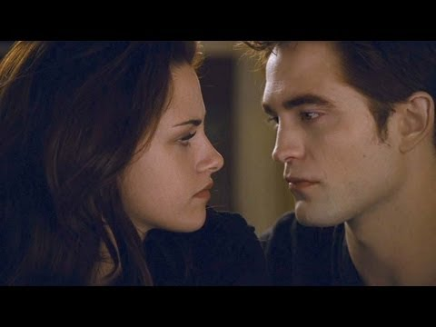 "Twilight Breaking Dawn Part 2 Clip ""The talk between Bella and Edward"""