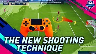FIFA 19 TAKE YOUR SHOOTING SKILLS TO THE NEXT LEVEL WITH THE NEW OP FINISH TECHNIQUE