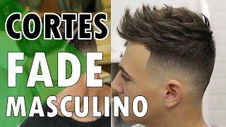 20 CORTES FADE MASCULINO | CORTES DE CABELO MASCULINO | HAIRCUT