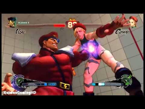 Super Street Fighter IV 'All Characters Ultra II' [PART 1/3] HQ