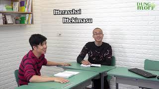 #1 Tiếng Nhật cho người mới bắt đầu: Chào hỏi cơ bản tiếng Nhật (Dũng Mori&Samuraichan)