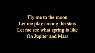 Frank Sinatra Fly Me To The Moon