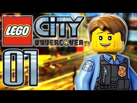 LEGO City Undercover | Es ist Chase McCain! | Part 1