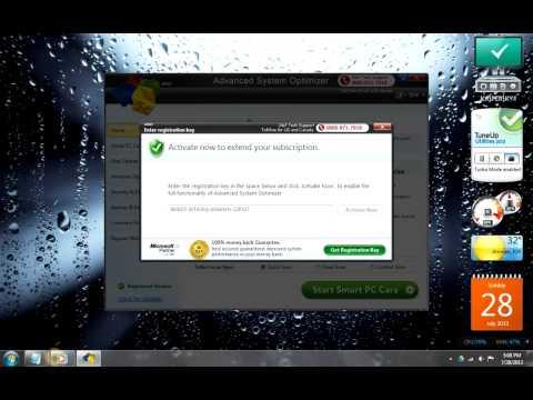 Advanced System Optimizer 3 5 FREE REGISTRATION KEYS! NO SURVEY!!1]