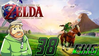EKG: Ocarina of Time: EJax Vs Dark Link (Campaign - Ep. 38)