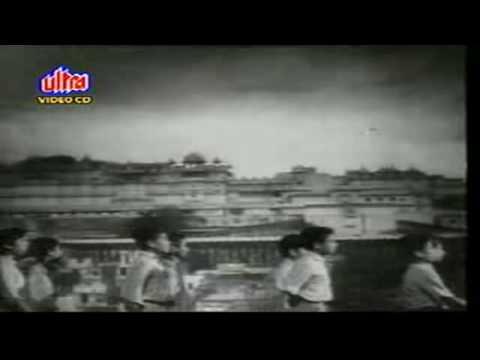 Aao Bachho Tumhe Dikhayen :: JAGRUTI (1954)