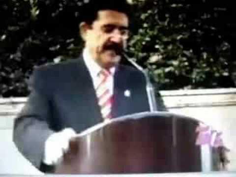 Gritan Fuera Manuel Zelaya Titere Hugo Chavez