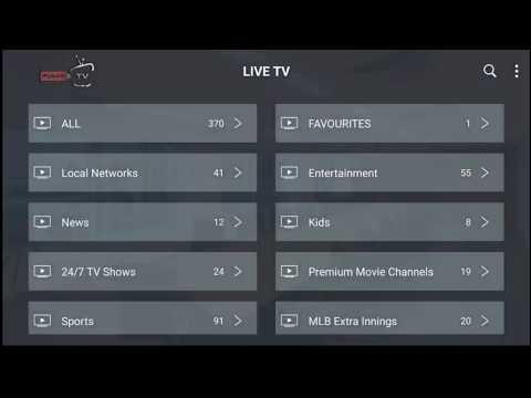 IFTV Screen recording