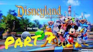 Disneyland Adventures Gameplay Walkthrough Part 7- Excellent Game for kids