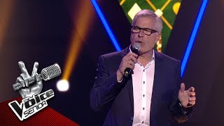 OMG! Frank Sinatra is back in The Voice Senior | The Voice Senior | VTM