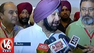 Punjab CM Not in Favour of Sidhu Embracing Pakistan Army Chief