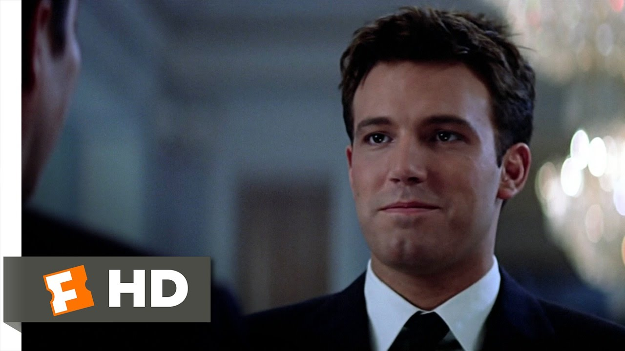 The Sum of All Fears (3/9) Movie CLIP - I Like Him (2002 ...