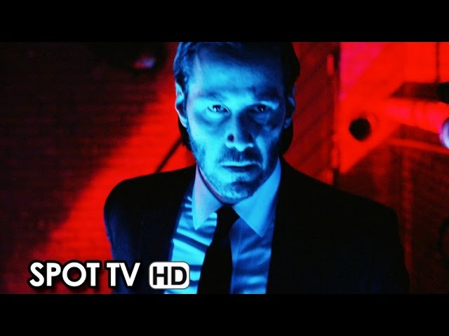 JOHN WICK Spot TV 'È tornato' (2015) - Keanu Reeves Movie HD