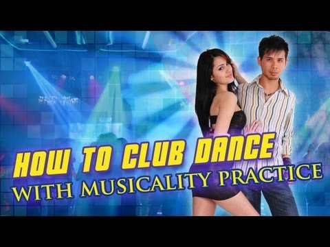How To Dance In A Club - Club Dance For Men Beginner Lesson And Practice video