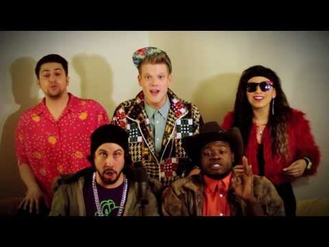 Thrift Shop Pentatonix Macklemore Ryan Lewis cover