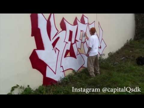 Graffiti - KEEP6 October 10 2013 - Stompdown Killaz