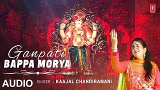 download lagu Ganpati Bappa Morya I Ganesh Bhajan I Kaajal Chandiramani gratis