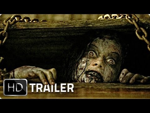 EVIL DEAD Trailer 2 German Deutsch HD 2013