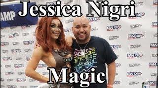 Jessica Nigri Magic 2018