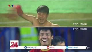 Những hình ảnh tuyệt vời sau chiến thắng ấn tượng của ĐT Việt Nam | VTV24