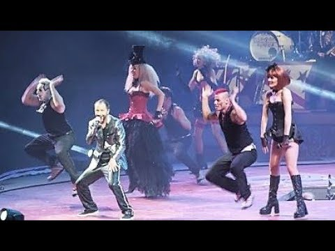 Dj Bobo - Circus Tour 2014 - Let The Dream Come True (official Clip Taken From: Circus) video