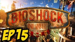 """Bioshock Infinite"" Episode 15 - Madman creating a show"