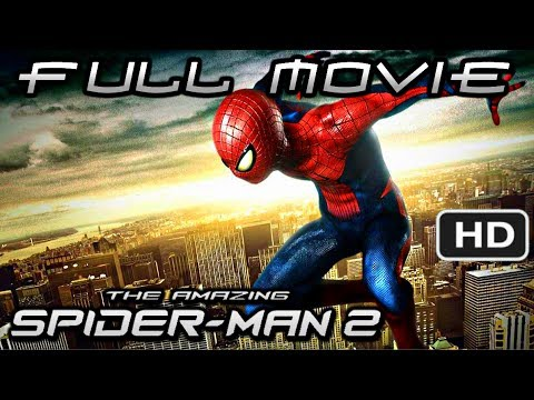 The Amazing Spider-man 2 (video Game) - Full Movie [hd] Xbox 360 Ps3 Ps4 Xbox One Pc video