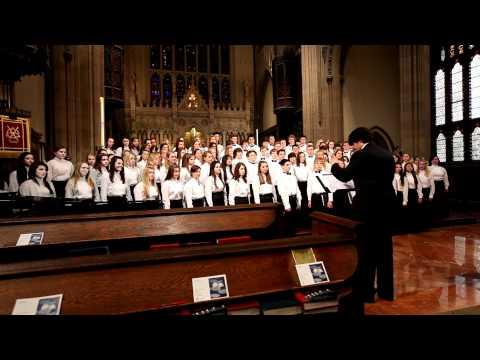 Lord of All - JR Conducting Bishop Shanahan High School Choir