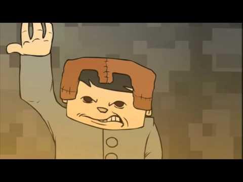 minecraft animation ไชนี้คร้าฟฟฟ พากษ์ไทย