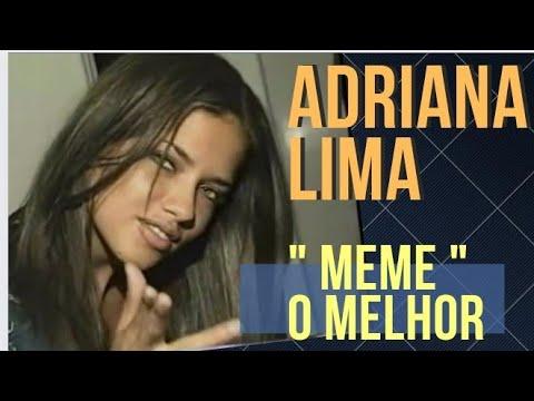 Adriana Lima, 15 10 2002, entrevista com Francisco Chagas no Over Fashion