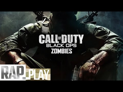kronno - Call Of Duty Black Ops Zombies RAP + LETRA (OFFICIAL)(Explicit)
