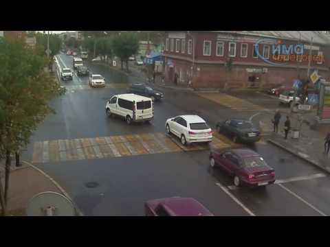 Авария на Ленина — Горького