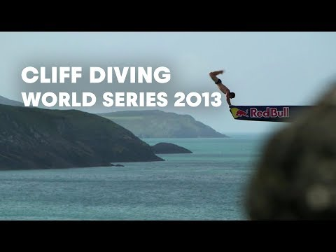 Red Bull Cliff Diving World Series returns for 2013!