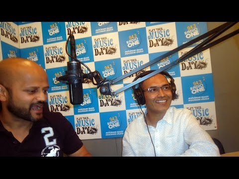 Sanjeev Vohra on 94.3 Radio One Bangalore