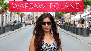 Video of Warsaw: WEEKEND IN WARSAW!! (author: Feather and the Wind)