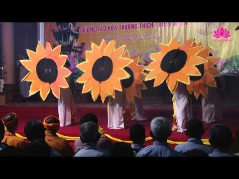 Múa tưởng niệm Tôn Sư